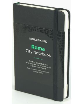 Moleskine notes podróżnika City Rome