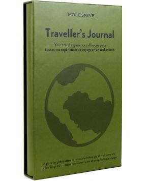 Moleskine notes Traveller Journal