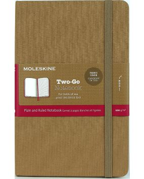Moleskine  notes Two-go tw.oprawa