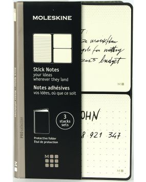 Moleskine Stick notes (60szt)