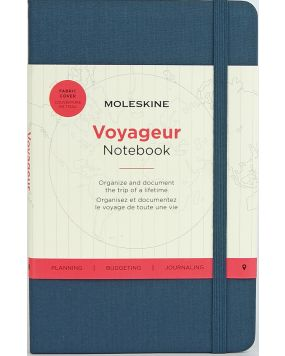 Moleskine notes podróżnika Voyageur Notebook