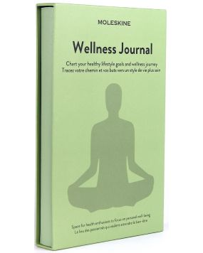 Moleskine notes Wellness Journal
