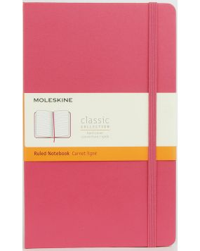 Moleskine notes Classic L A5 rouge